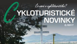 cykloturisticke novinky 2018 v